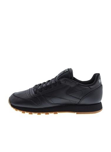 Reebok Unisex Spor Ayakkabı Cl Lthr 49800 Siyah